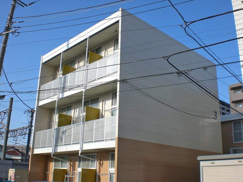 神奈川県横浜市鶴見区市場上町