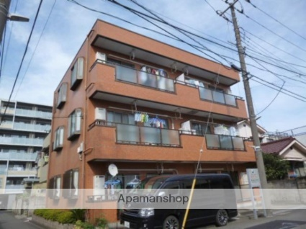 神奈川県川崎市幸区塚越1丁目の賃貸マンションの外観