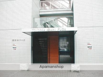 豊岡旭フーガ 1階の外観