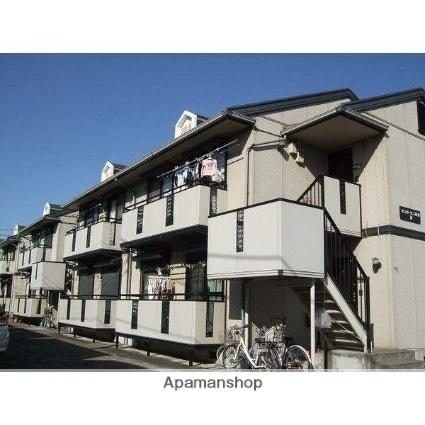 サンガーデン高田B[2階]の外観