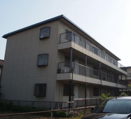 アメニティFM B棟[2階]の外観