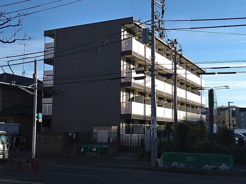 神奈川県横浜市港北区樽町3丁目