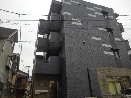 RISO FIORE武蔵小杉 4階の外観
