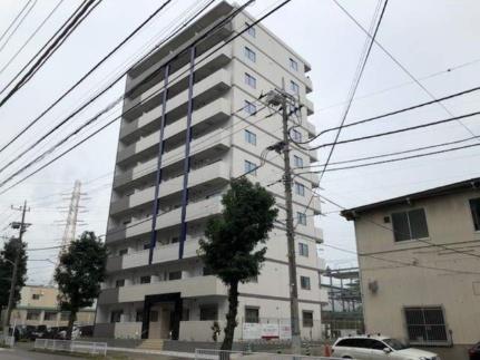 グランスイート新横浜[10階]の外観