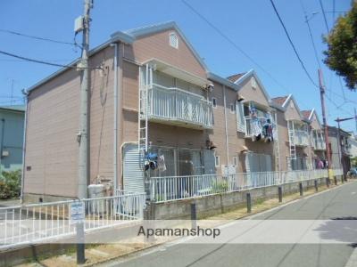 神奈川県平塚市南原1丁目の賃貸アパートの外観
