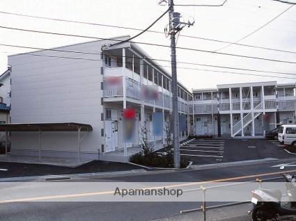 レオパレスプランドール[215号室]の外観