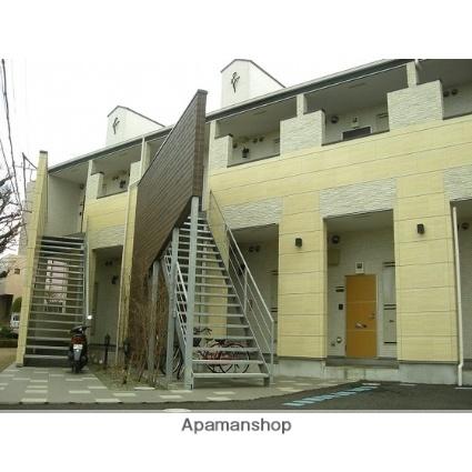 神奈川県平塚市田村8丁目の賃貸アパートの外観