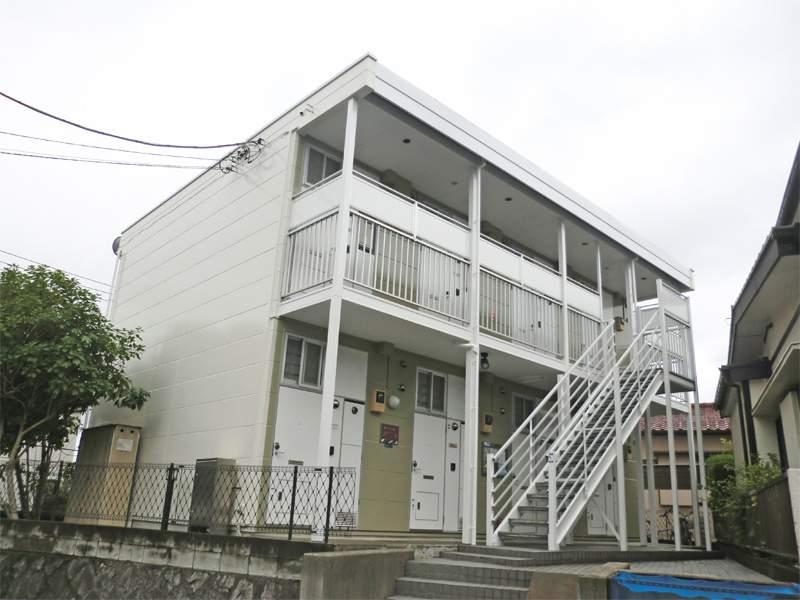 神奈川県横浜市保土ケ谷区初音ケ丘