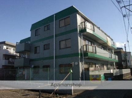 ミヤザキマンション[3階]の外観