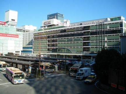 プラウドフラット横浜 4階の周辺