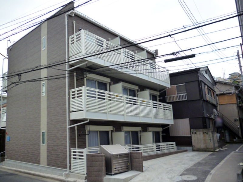神奈川県横浜市南区八幡町
