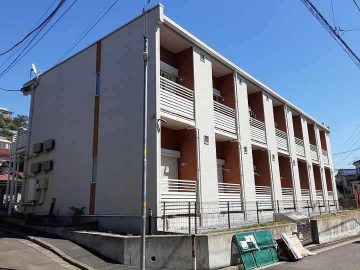 神奈川県横浜市神奈川区松見町3丁目