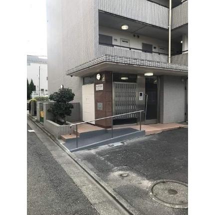 スカイヒル生田[2階]の外観
