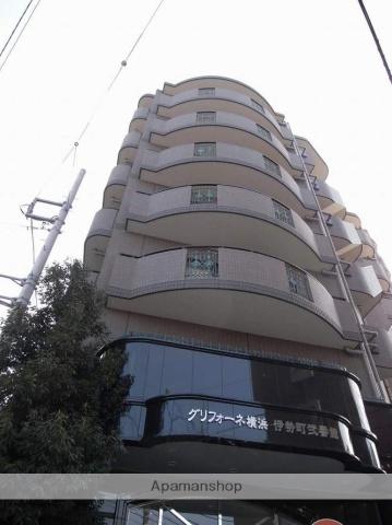 グリフォーネ横浜・伊勢町弐番館[605号室]の外観