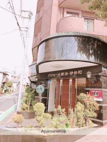 グリフォーネ横浜・伊勢町[602号室]の外観