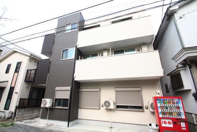 神奈川県川崎市中原区西加瀬