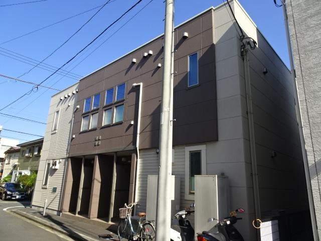 神奈川県横浜市南区東蒔田町