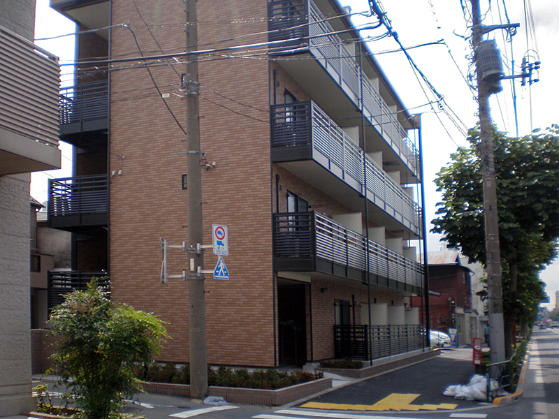 東京都大田区山王4丁目