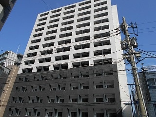 ライジングプレイス川崎[1101号室]の外観