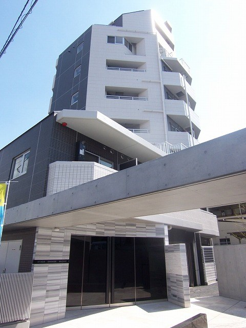 東京都大田区北馬込2丁目