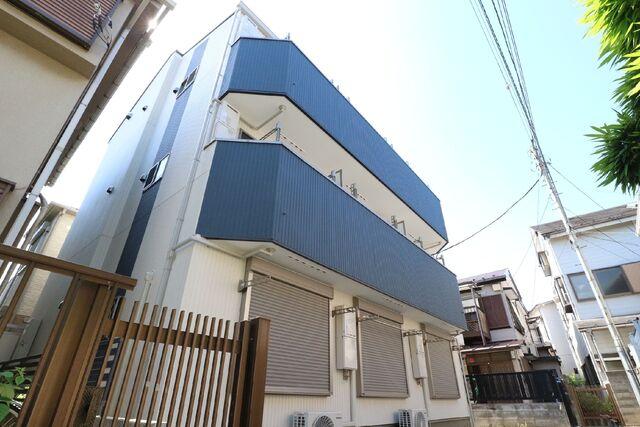 神奈川県川崎市中原区苅宿