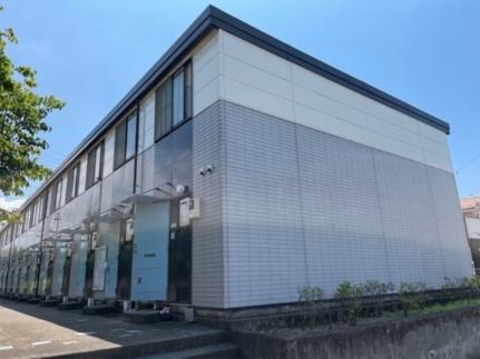 レオパレスボヌール[1階]の外観