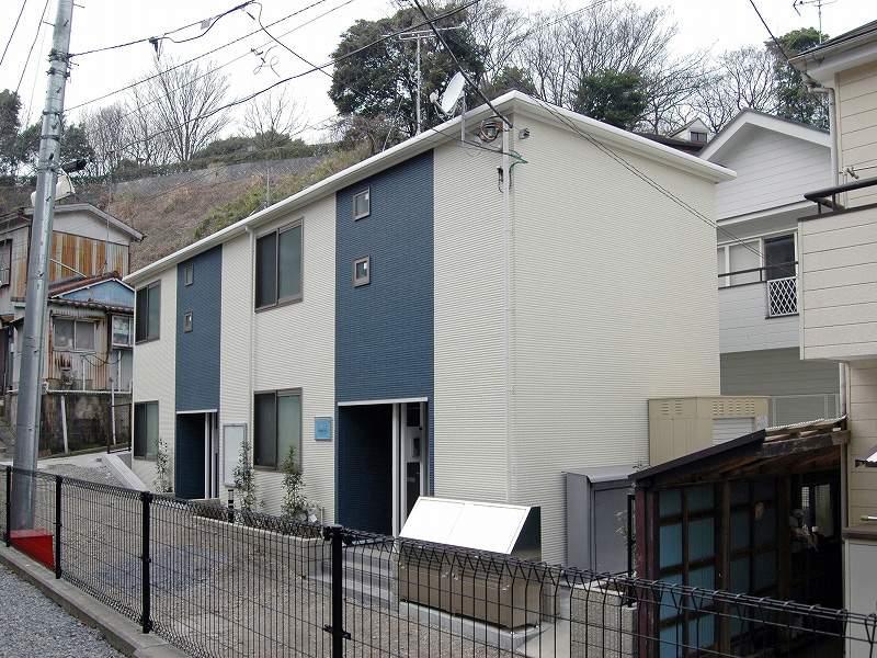 神奈川県横浜市中区本牧満坂