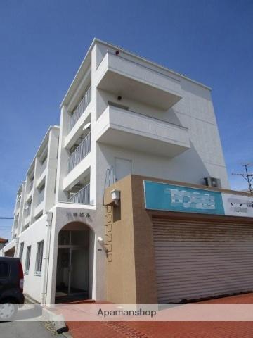 新潟県新潟市中央区堀割町の賃貸マンションの外観