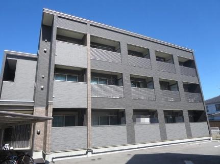 新潟県新潟市中央区窪田町7丁目の賃貸アパートの外観