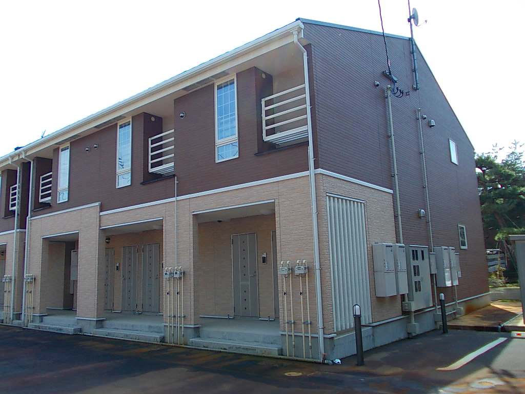 新潟県上越市大字藤野新田