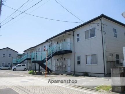 コーポ福田[C203号室]の外観