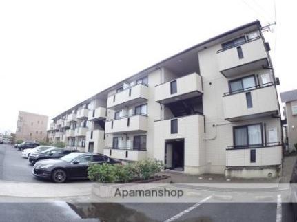 ロイヤルガーデン鐙西A棟[201号室]の外観