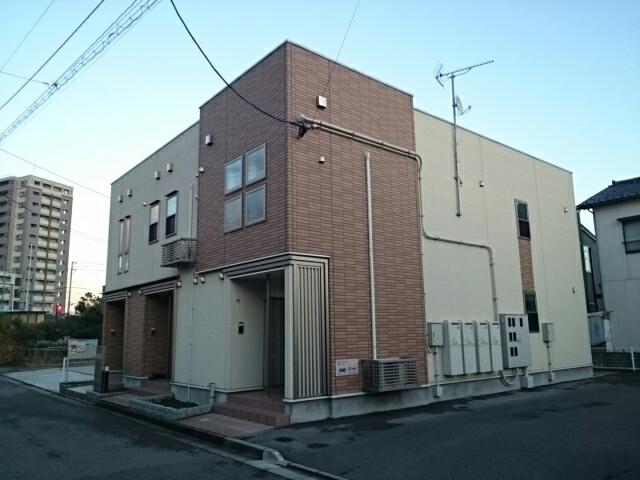 新潟県新潟市中央区関南町