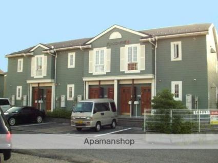 新潟県新潟市北区川西1丁目の賃貸アパートの外観
