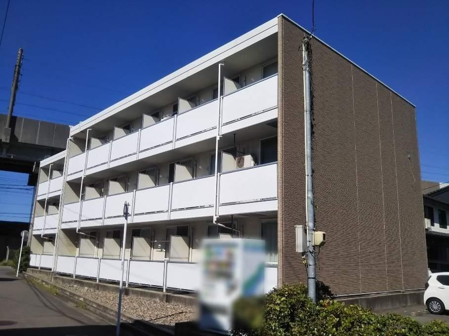 新潟県新潟市中央区西馬越
