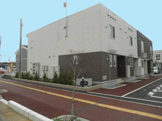 新潟県阿賀野市若葉町