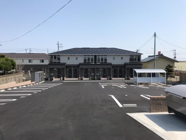 新潟県新潟市西区新通