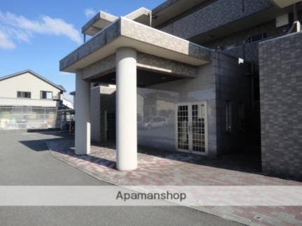 ハートフルマンション蘭[2階]の外観