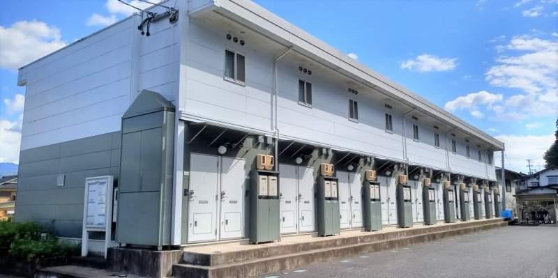 長野県飯田市毛賀