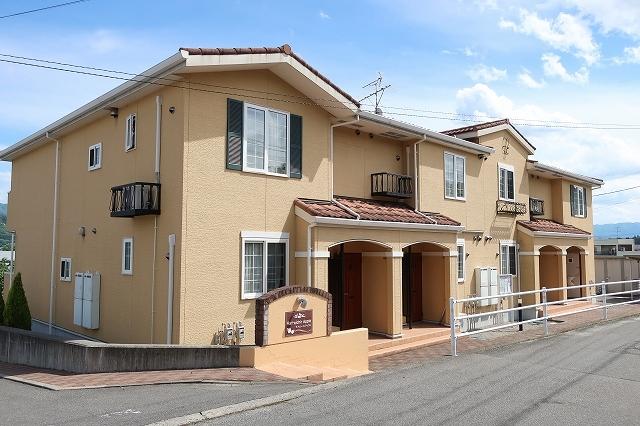 長野県飯田市松尾久井