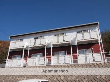 アルペン並柳B[2階]の外観