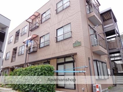 長野県松本市巾上の賃貸マンションの外観