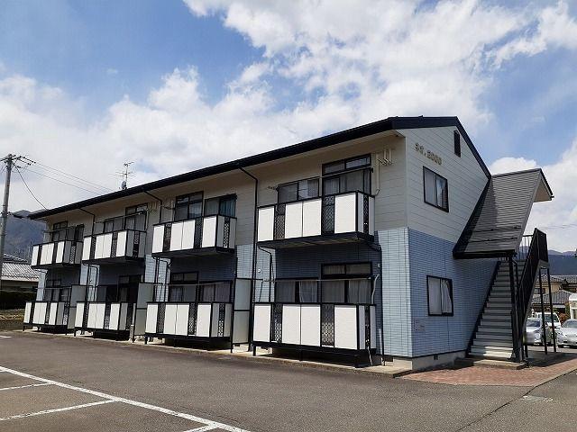 長野県松本市波田