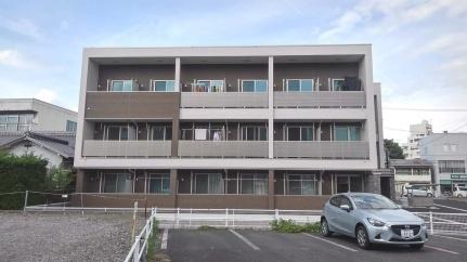 TーアルバⅡ[3階]の外観