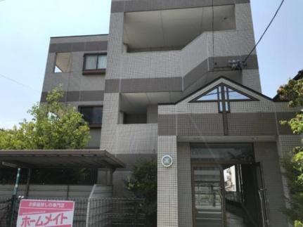コンフォース[2階]の外観
