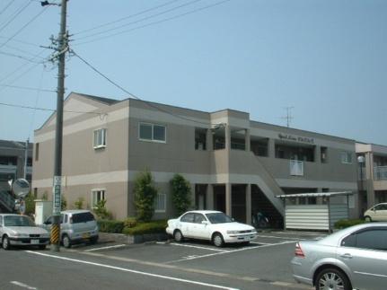 岐阜県瑞穂市牛牧の賃貸アパートの外観