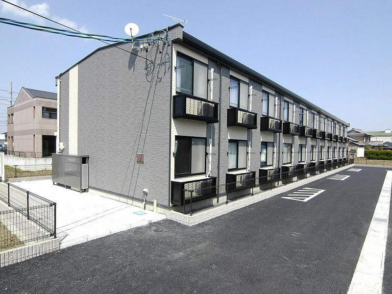 静岡県袋井市横井