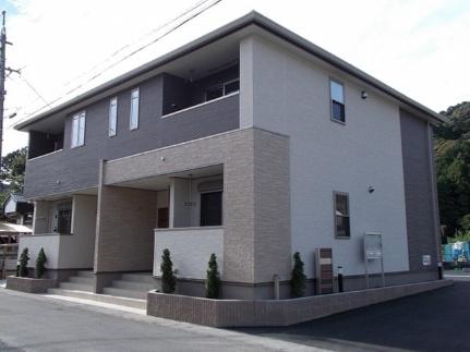 コン・エスプランサ[2階]の外観