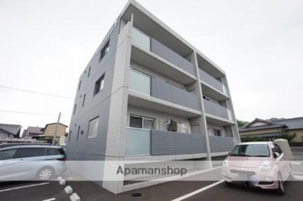 静岡県静岡市葵区新伝馬3丁目の賃貸マンションの外観