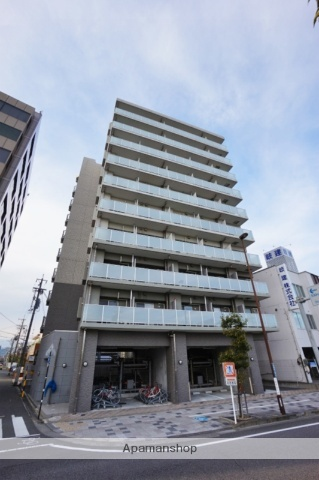 静岡清閑町エンブルコート[8階]の外観